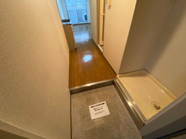 ハウスクリーニング 玄関