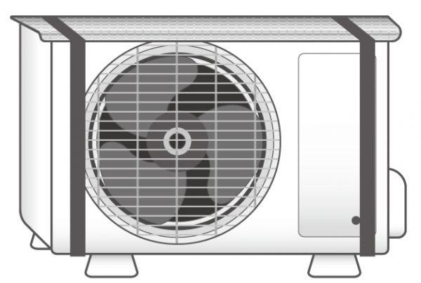 エアコン 室外機