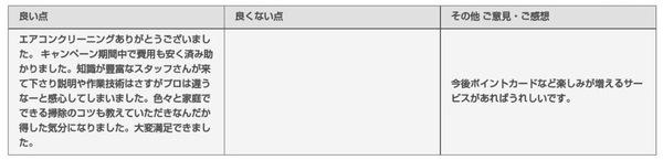 【口コミ・評判】京都市北区 エアコンクリーニング お掃除機能付き2台