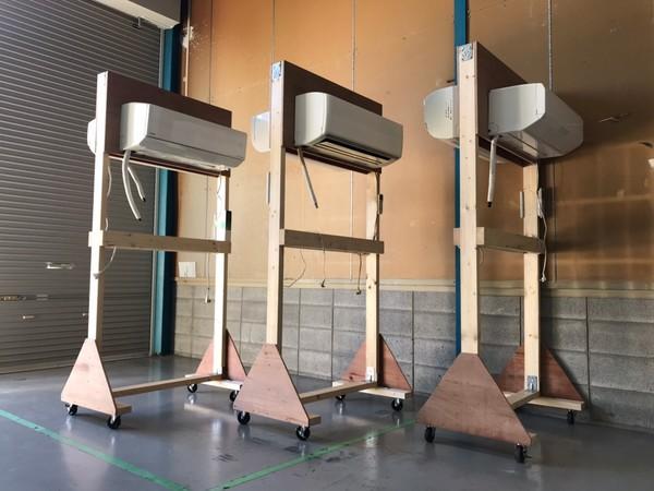 エアコンクリーニングで独立しませんか?研修生受付中!お掃除機能エアコンを主要メーカー分すべて揃えています!